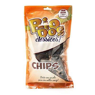 BioDog Clássicos Chips com 10 Unidades