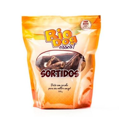 BioDog Clássicos Sortidos 500g