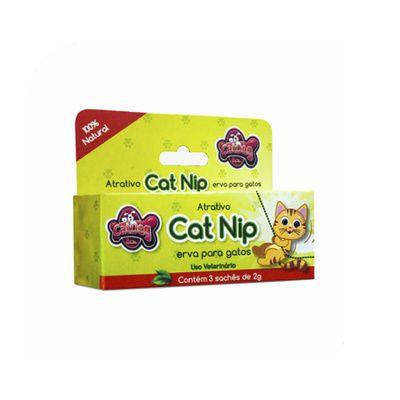 Catnip Atrativo para Gatos 65g