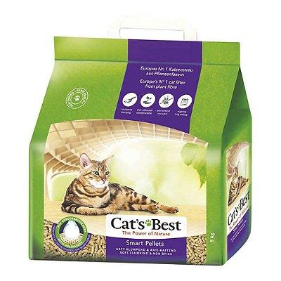 Cats Best Smart Pellets Granulado Sanitário 5kg