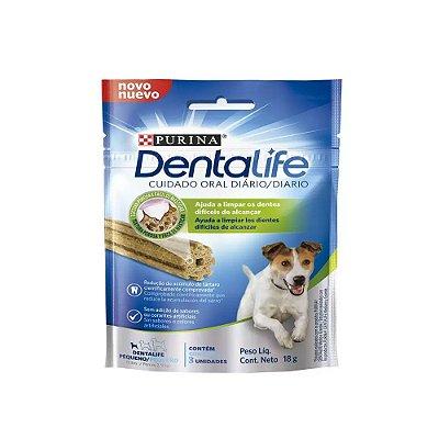 Dentalife Cães Raças Pequenas 18g