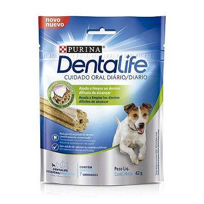 Dentalife Cães Raças Pequenas 42g