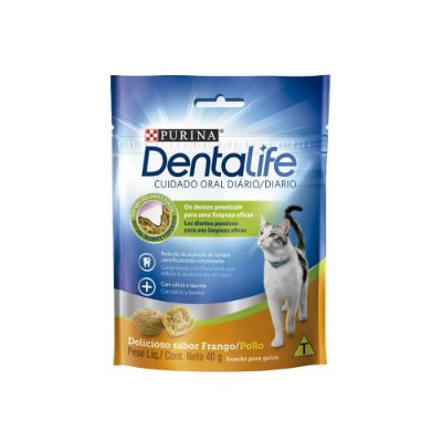DENTALIFE GATOS FRANGO 40G