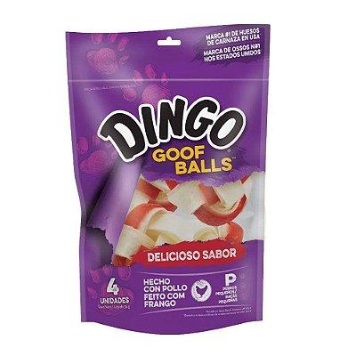Dingo Goof Balls com 4 Unidades