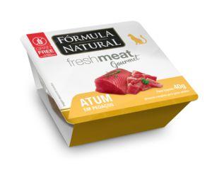 Ração Úmida para Gatos Fórmula Natural Fresh Meat Gourmet Atum 40g