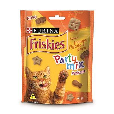 Friskies Party Mix Petiscos sabor Frango 40g