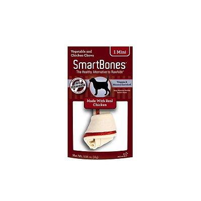 SmartBones Osso 1 Mini de Frango 16g