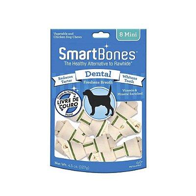 SmartBones Osso 8 Mini Dental 127g