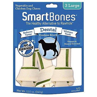 SmartBones Osso 3 Large Dental 340g