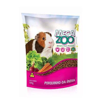 Megazoo Alimento Super Premium para Porquinho da Índia 500g