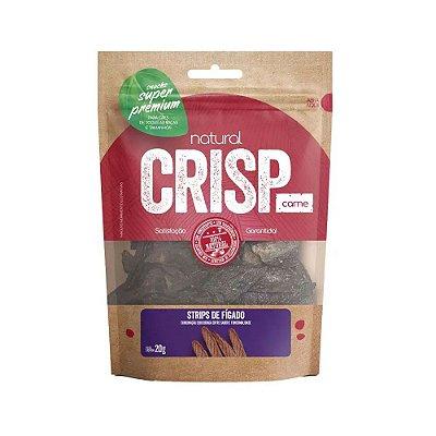 Natural Crisp para Cães sabor Strips de Fígado 20g