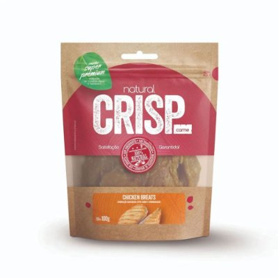 Natural Crisp Blend para Cães sabor Chips de Frango e Batata Doce 20g