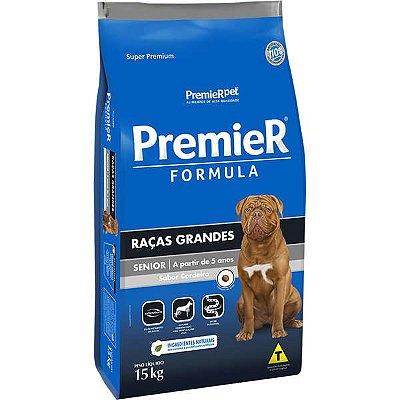 Ração para Cães Premier Formula Adulto Raças Grandes Senior 15kg
