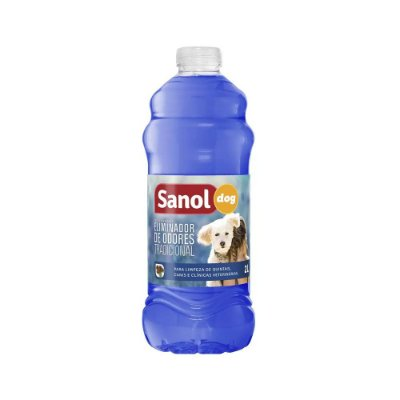 SANOL ELIM. ODORES TRADICIONAL 2L