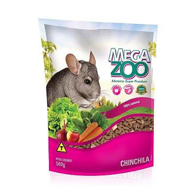 Megazoo Alimento Super Premium para Chinchila 500g