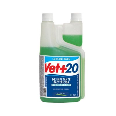 VET 20 DESINFETANTE HERBAL 1L