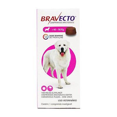 Bravecto Comprimido para Cães de 40 a 56kg