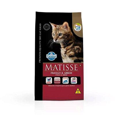 Ração Matisse para Gatos Adultos Frango