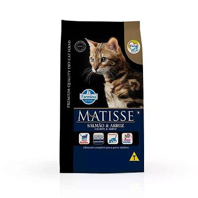 Ração Matisse para Gatos Adultos Salmão