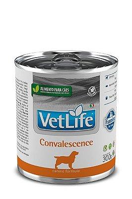 Ração Úmida para Cães Vet Life Convalescence Lata 300g