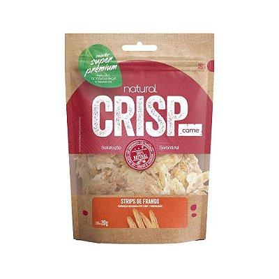 Natural Crisp para Cães sabor Strip de Frango 20g