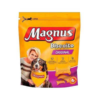 Magnus Biscoito para Cães Adultos sabor Original 1kg