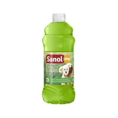 SANOL ELIM. ODORES HERBAL 2L