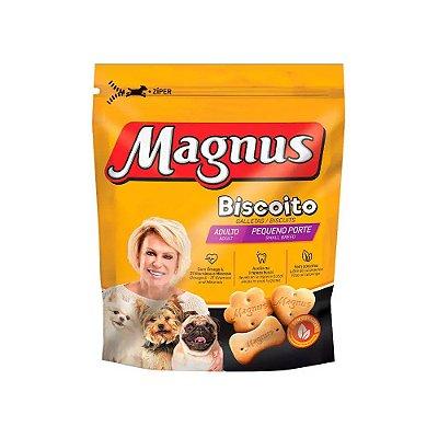 Magnus Biscoito para Cães Adultos de Pequeno Porte sabor Original 400g