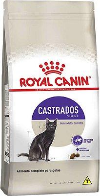 Ração para Gatos Royal Canin Castrados 10,1kg