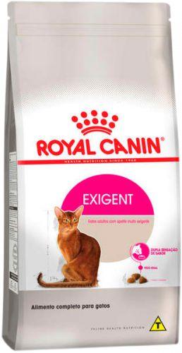 Ração para Gatos Royal Canin Exigent 10,1kg