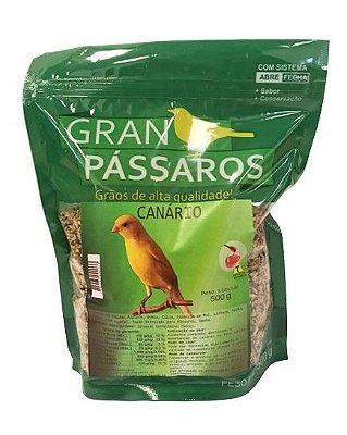 Gran Pássaros Canário 500g