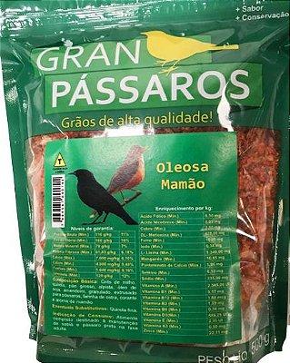 Gran Pássaros Oleosa Mamão 500g