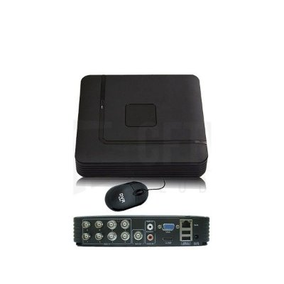 DVR STAND ALONE 4 CANAIS HDMI FULL D1 - P2P / NUVEM