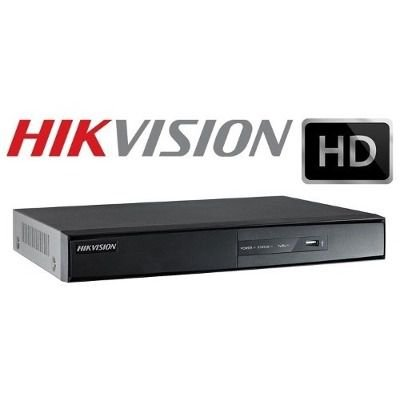 DVR Hikvision 08 Canais Turbo Hd DS-7208HGHI-E1