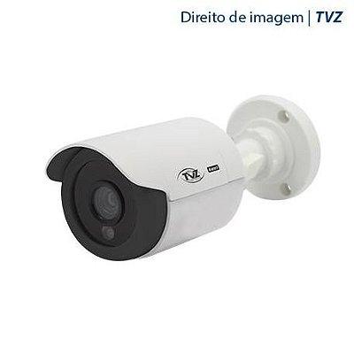 CÂMERA BULLET FLEX HD TECVOZ TVZ 4 EM 1 - ALTA DEFINIÇÃO