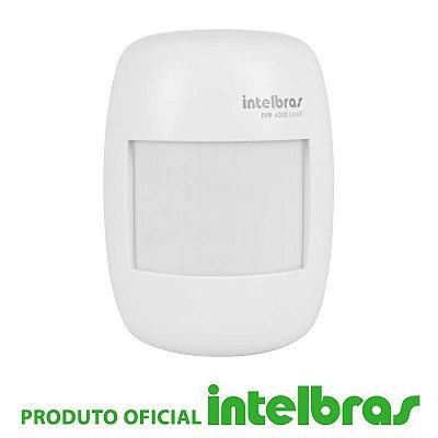 SENSOR INFRAVERMELHO SEM FIO IVP 4000 SMART - INTELBRAS