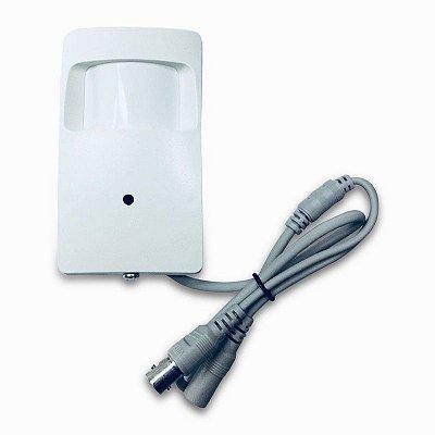 Câmera Escondida Tipo Sensor de Alarme - Alta Definição