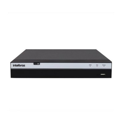 DVR Intelbras 16 Canais Multi HD Full HD MHDX 3016