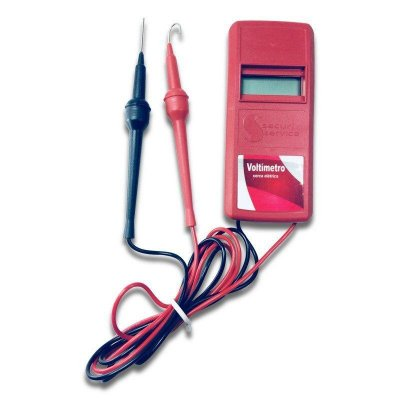 Voltímetro Digital para cerca Elétrica