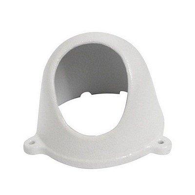 Protetor para Câmera Dome Infravermelho - Branco