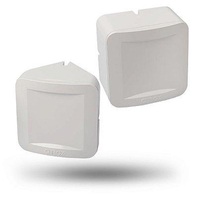 Caixa de Acoplamento Organizadora para Conectores/Baluns/Fonte - CX-4903 Citrox