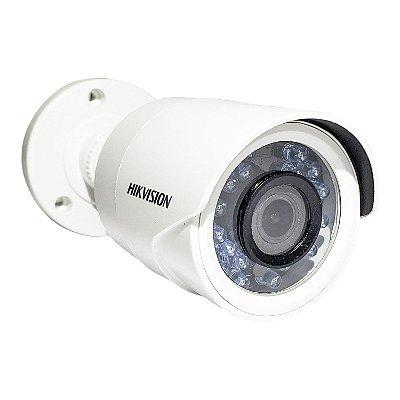Câmera Hikvision Bullet Flex DS-2CE16D0T-IRPF (2.0MP | 1080p | 2.8mm | Plast)