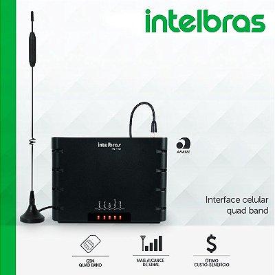 Interface Celular GSM - ITC4100 Intelbras