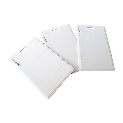 Cartão de Proximidade Clamshell Linear-HCS - Kit 10 peças