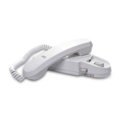 Interfone Extensão Universal AGL P100 com Botão p/ Fechadura Elétrica