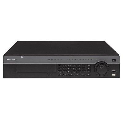 Gravador Digital de Vídeo em Rede Para Até 32 Canais IP Full HD Intelbras NVD 7132