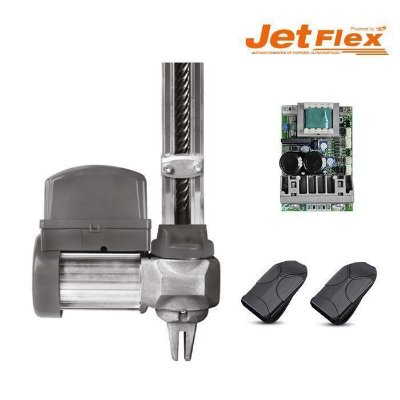 Kit Motor de Portão PPA Basculante Condominium Jet Flex Bivolt 60HZ
