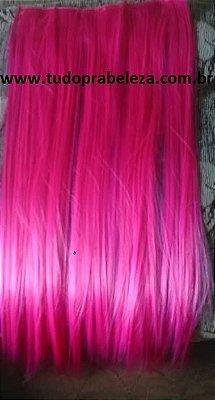 Black - Aplique Pink Liso  60cm