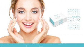 Mini Banner Instantly Ageless