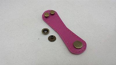 Fecho para Carteira em Botão Magnético  - cores disponíveis na última foto.  (combinando com as Alças do TonComTon)